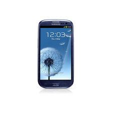 Samsung Galaxy S3 GT-I9300 16GB 8.0MP GSM 3G Unlocked Smart Phone - Pebble Blue