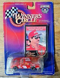 Dale Earnhardt Sr #3 (Coca Cola) Chevy Car (Nascar)(Winner's Circle)(1998)