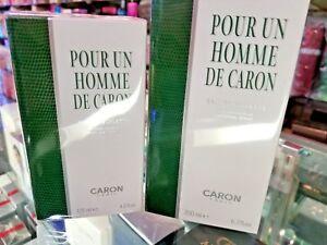 Pour Un Homme de Caron by Caron Cologne Spray Men 4.2 6.7 oz 125 200 ml * SEALED
