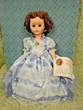 "ns-308  Madame ALEXANDER: 'First Ladies - SARAH POLK; vinyl doll 14"" Series II"