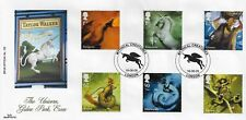 GB 2009 MYTHICAL CREATURES JOE BEVAN OFFICIAL FDC - 60 PRODUCED