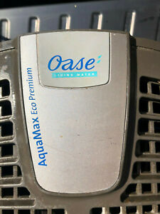 OASE AquaMax Premium Classic 16000  Filter- und Bachlaufpumpe mit Filter BIOTEC