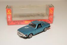 B NOREV JETCAR 821 MERCEDES-BENZ 350SL 350 SL METALLIC BLUE MINT BOXED