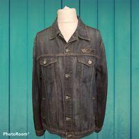 Vintage Pall Mall PME - Mens Dark Denim Jacket - American Classic - Size XL