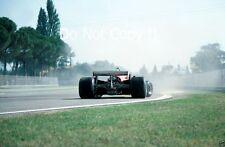 Gilles Villeneuve Ferrari 312 T5 Italian Grand Prix 1980 Photograph 3