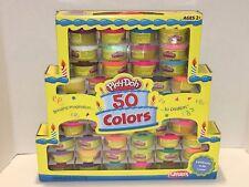 New - Playdoh 50 Colors set / lot by Playskool
