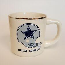 Collectible Dallas Cowboys Texas Football Team Souvenir Coffee Mug B71