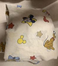 Disney Mickey Mouse Baby Crib Sheet