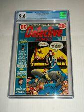 DC Comics DETECTIVE COMICS #427 CGC 9.6 September 1972 Jason Bard Back-Up Story