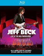 JEFF BECK LIVE AT THE HOLLYWOOD BOWL BLU-RAY ALL REGIONS NEW