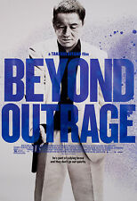 Beyond Outrage 2012 U.S. One Sheet Poster