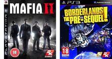 Mafia 2 usato & # IL PRE SEQUEL NUOVO E SIGILLATO PS3 Pal Formato