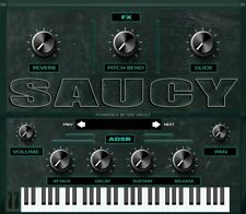 """""""Saucy"""" By Vst Vault Is Packed With Over 130 Instruments ✅ Instant Delivery ✅"""