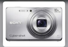 NEW Open Box - Sony Cyber-Shot DSC-W690 16.1 MP Camera - SILVER - 027242844209