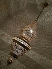 Superb Large Moroccan Brass Chandelier Antique Brass Gorgeous Chandelier