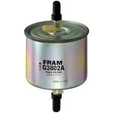 Fuel Filter Fram G3802A. Listing is for 2 filters.