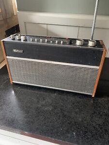 HACKER PORTABLE RADIO - SUPER SOVEREIGN -Vintage