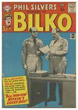 "Reproduction Vintage ""Sgt. Bilko"" Comic Poster, Home Wall Art, Vintage Print"
