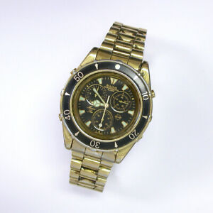 Vintage 40mm Gents Bulova Marine Star Chronograph Alarm Diver Quartz Watch 90A07