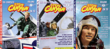 Steve Canyon TV all 3 DVD Volumes Complete Series - 34 shows + Original Pilot!!