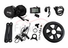 Bafang/8Fun BBS02 36V 500W Mid-Drive Motor E-Bike Conversion Kits With LCD Panel