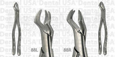 Extraction Forceps 88L / 88R Upper Molar set of 2 by Dental USA 481920