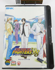 Snk Neo Geo AES the King of Fighters 98 KOF Japanese