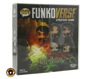 ATV Funkoverse 4 Pack Protector