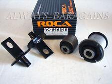 ROCA Rear Trailing Control Arm Bushing Kits Civic 01-05 SI CRV Element 03-08 8pc