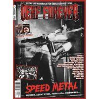 DEAF FOREVER #17 (NEW*GER METAL MAG - POSTER: SORTILEGE / VEKTOR*SPEED METAL)