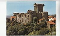 BF21752 le chateau de chateaugay auvergne france  front/back image