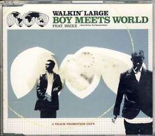 Walkin 'Large-Boy Meets World 2 trk Maxi CD 1999