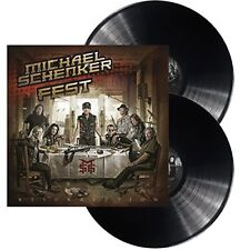 "Michael Schenker Fest - Ressurection (NEW 2 x ETCHED 12"" VINYL LP)"