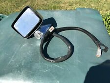 1985-89 Lincoln Town Car OEM Driver Side Power Heated Mirror with Thermometer