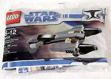 STAR WARS LEGO MINI GENERAL GRIEVOUS STARFIGHTER 8033
