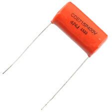 Sprague Orange Drop capacitor 715P .47uF 400V