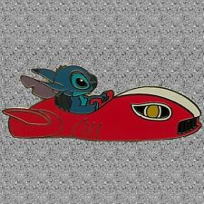 Stitch in Red Car Space Cruiser Pin - Disney Auctions Pin LE 500