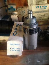 66FL-1000 OPW flow limiter NEW in Box