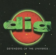Defenders of the Universe by Dig (CD, Jul-1996, Radioactiv)
