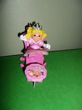 Fisher Price Little People Fairy Princess Sarah w/ Pink Chair