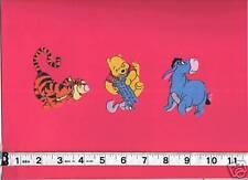 Disney Winnie the Pooh Eeyore Fabric Appliques -style#3