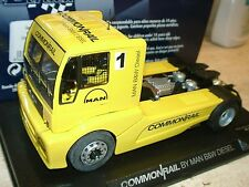 sznx) FLY ETRUCK41 96066 MAN TR 1400 COMMONRAIL LIMITED EDITION -slot 1:32 scale