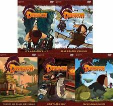 Dragon Hunters Collection - Vol.1,2,3,4,5 NEW R1