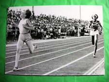 100% Vintage Photo Track & Field Femme Années 1960 #LH2362