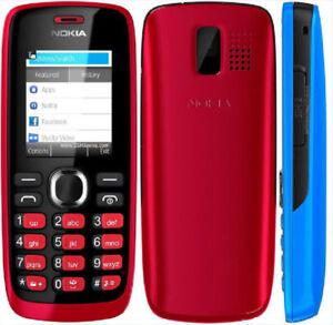 Original Nokia 112 Bluetooth Radio Dual SIM 2G GSM 900 1800 Cellphone