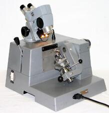 REICHERT JUNG ULTRAMICROTOME SPECIMEN TRIMMER, MODEL TM 60, TYPE 709901