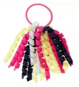 NWT Gymboree CAPE COD Curlies PONY TAIL Holder Ribbon Vintage