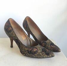 Heels Vintage Shoes for Women