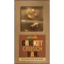 Cricket Crunch Bar – Milk Chocolate