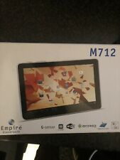Tablet M712 Empire Electronix 7 Inch 4GB Android 4.0 Including Box And Cable!